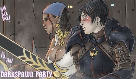 Darkspawn party